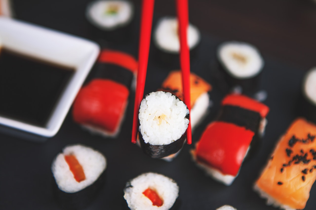 Three of LA's Best Sushi Restaurants that Deliver