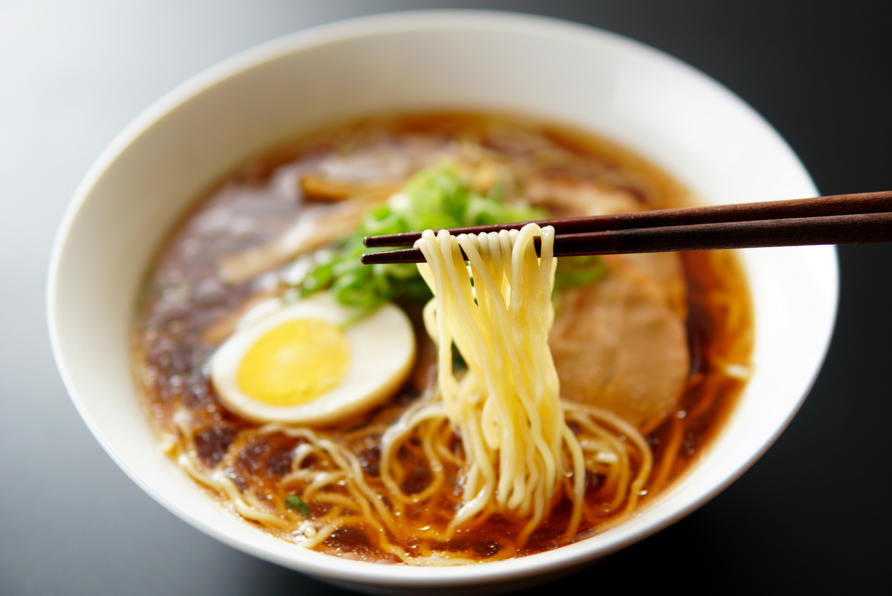 Enjoy Comforting Cuisine from Maru Ramen